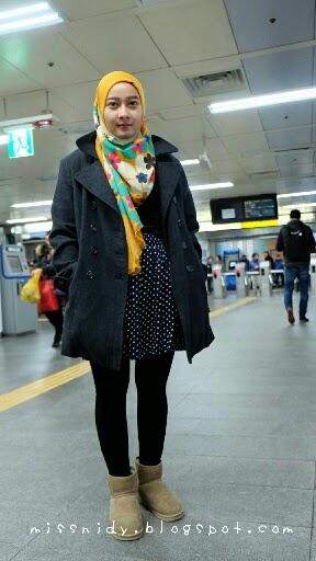 beli coat murah di seoul korea