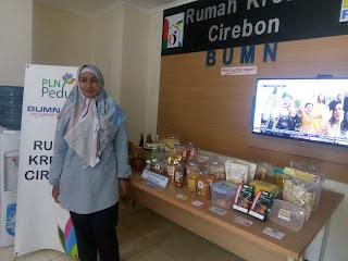 Rumah Kreatif BUMN Kota Cirebon Dorong Pelaku UKM Lebih Kreatif