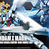 HGBF 1/144 X Gundam MAOH  - RELEASED!