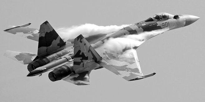 Gambar kehebatan pesawat jet tempur Sukhoi Su-35 Milik Indonesia dibeli dari Rusia