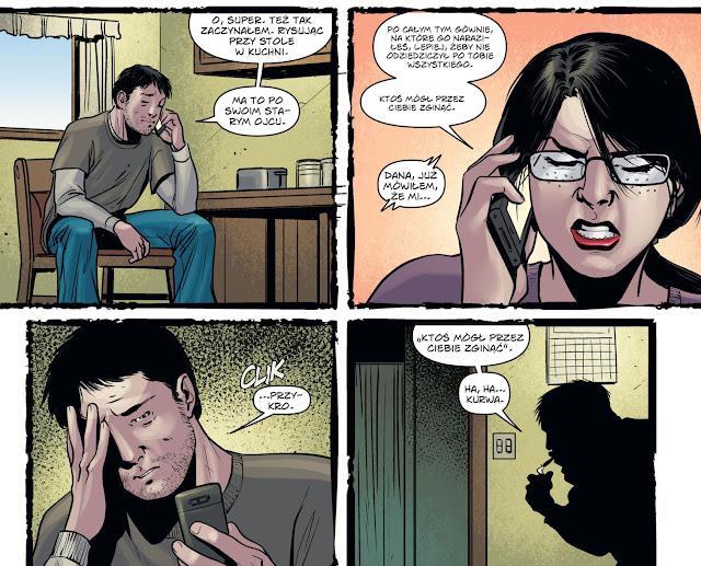 odrodzenie tom 3 odległe miejsce, recenzja komiksu, non stop comics, revival