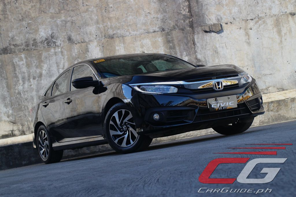Review 2017 Honda Civic 18 E Philippine Car News Car Reviews