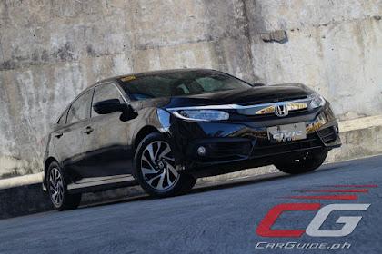 Honda Civic 2017 Review