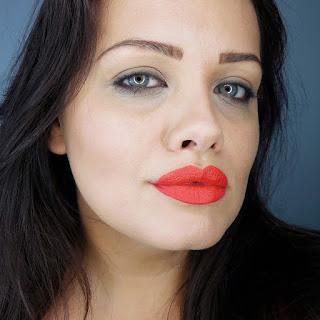 verdebio Defa Cosmetics Velvet Matt Lipstick Hate /  Love