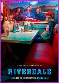 Riverdale Temporada 1-2 | DVDRip Latino HD Mega