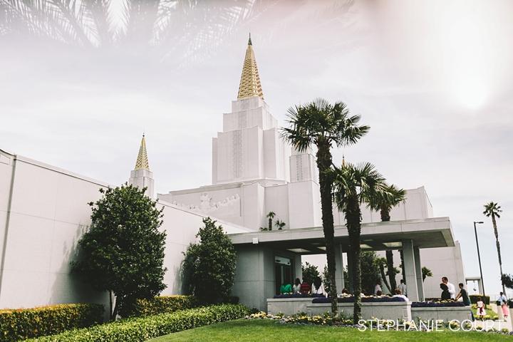 mormon temple oakland