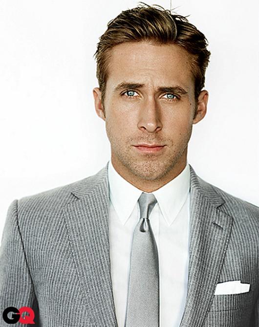 Ryan Gosling Christian Bale Steve Carell Cover New York: Men Of Inspiration: Ryan Gosling