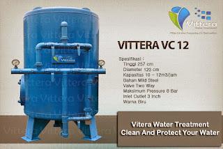 filter air vittera VC12