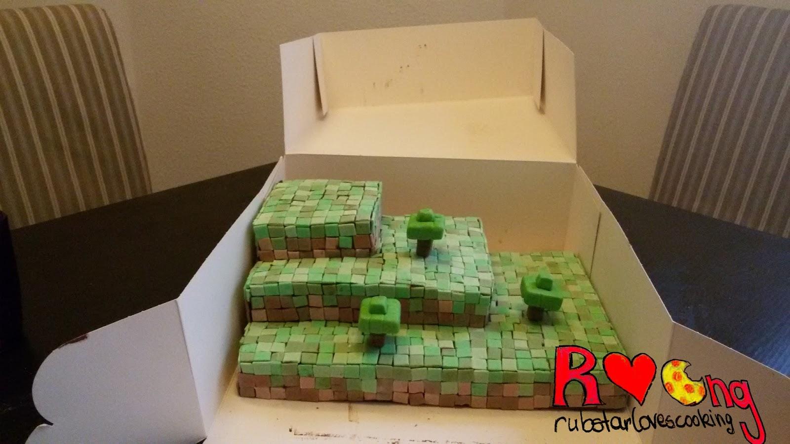 Kochen Backen Entspannen Minecraft Torte