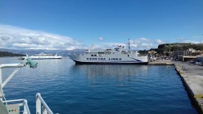 Καταγγέλουν παραβιάσεις ασφάλειας ναυσιπλοΐας στη γραμμή Κέρκυρα – Ηγουμενίτσα