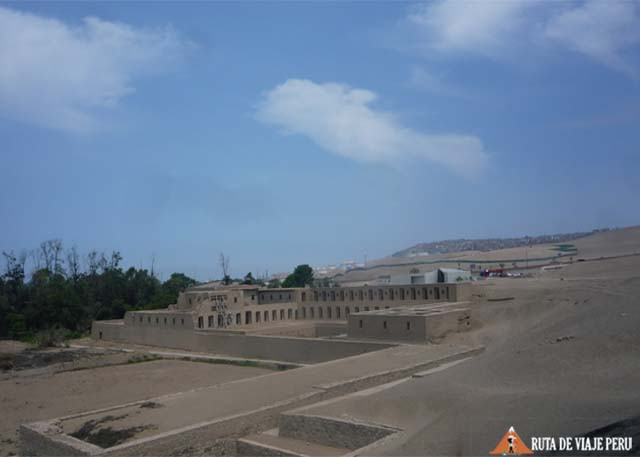 AcllaWasi Zona Arqueologica Pachacamac