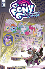 MLP Friendship is Magic #51 Comic