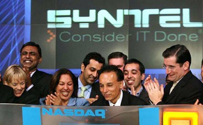 Information About Bharat Desai Syntel Chairman And Co-Founder