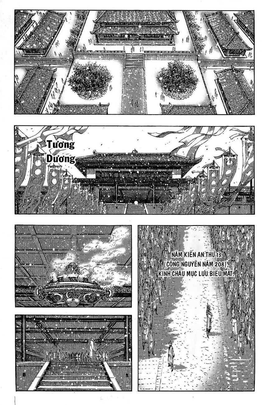 Hỏa phụng liêu nguyên Chương 381: Tại hậu hoàng tước [Remake] trang 5