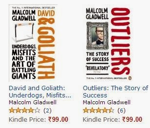 What is the thesis for the introduction to Outliers: The Story of Success?