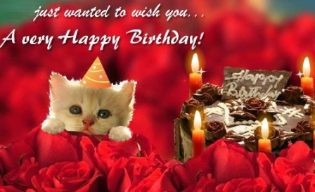 Free Download Happy Birthday Wishes Greeting Cards And Wish To Your Friends Relatives Family A Very With Our Collection Of