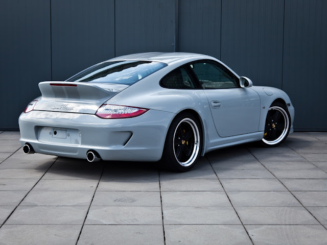 2010 Porsche 911 Sport Classic Nr 106 Of 250 For Sale At Porsche