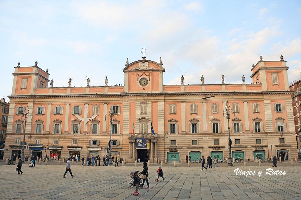 Palacio del Gobernador de Piacenza