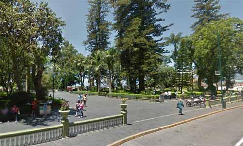 Parque Juárez de Xalapa
