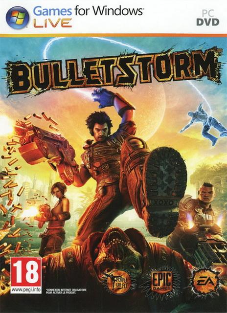 تحميل لعبة Bulletstorm برابط مباشر + تورنت