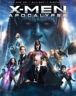 X-Men Apocalypse (2016) 3D BluRay 1080p 5.1CH