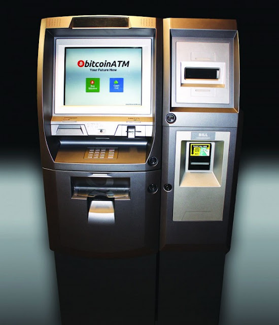 Cryptocurrency ATM Market