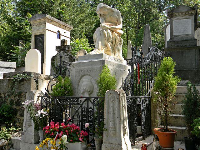 znani Polacy na cmentarzu Pere-Lachaise