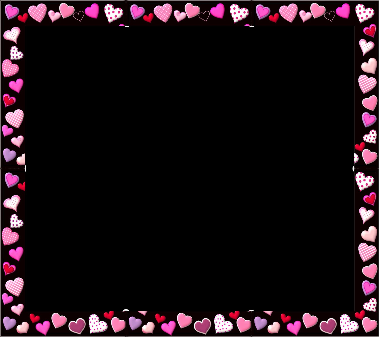 Free Printable Frames For Quinceanera Party