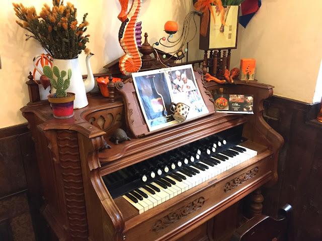 Piano arrangement