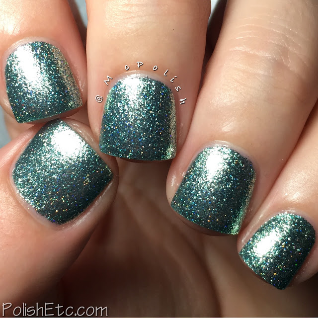 KBShimmer - Fall 2016 Collection - McPolish - Flake Me Home Tonight
