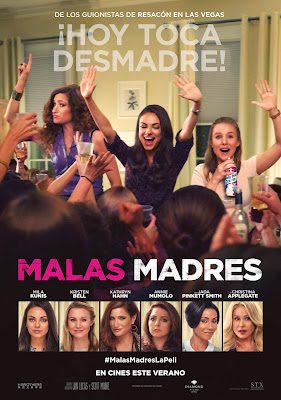 Cartel: Malas madres (2016)