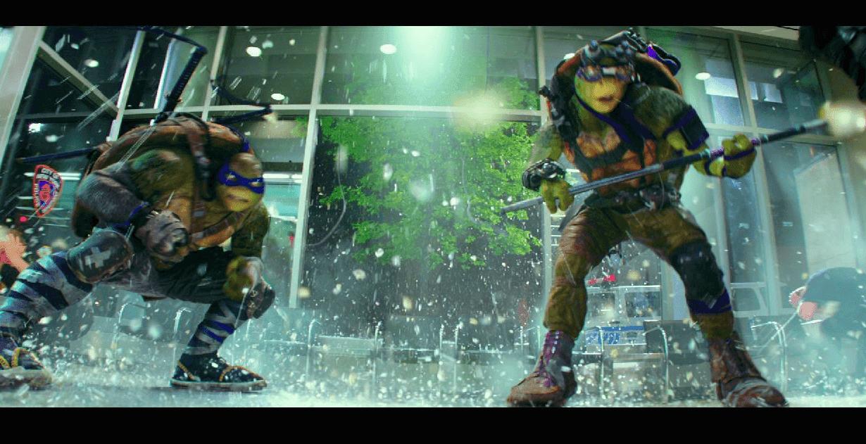 تحميل teenage mutant ninja turtles out of the shadows مضغوطة