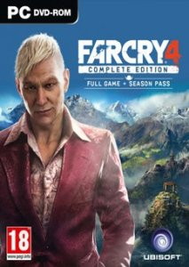 Free Download Far Cry 4 Complete Edition PC Full Version
