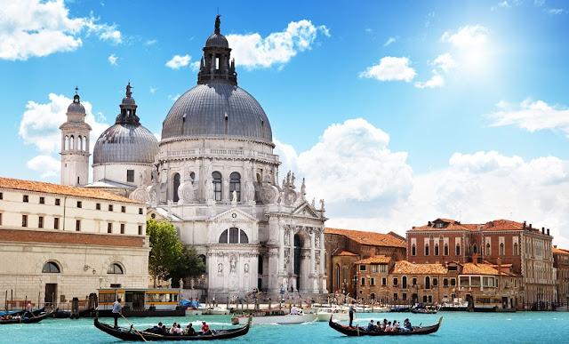 Basílica de Santa Maria della Salute em Veneza