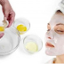 How to make a face mask with egg whites and its benefits.
