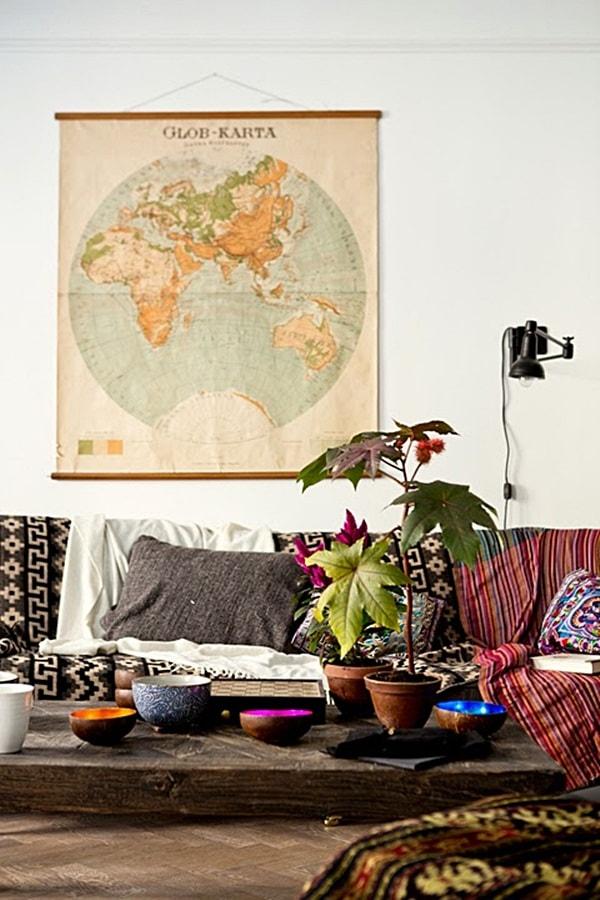 Minimalist Bohemian Nordic Style Decoration 12
