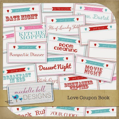 Make the Best of Your Nest Valentine Coupon Book {FREE PRINTABLE!}
