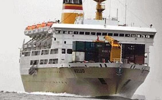 Informasi Jadwal Kapal Pelni KM Kelud Februari 2015