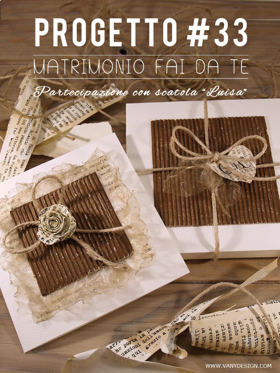 Segnaposto Matrimonio Rustico : Vany design progetti con tutorials per eventi creativi