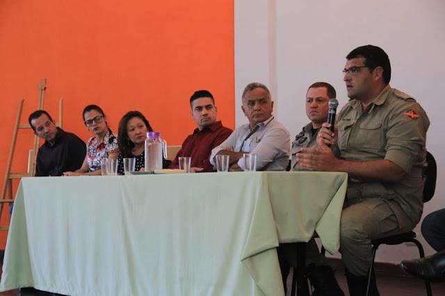 Reunião discute fiscalização em Senador Canedo