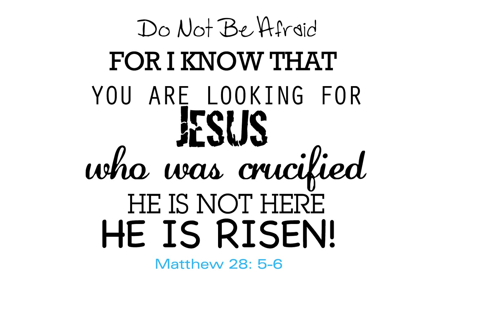 Easter Black And White Quotes Quotesgram