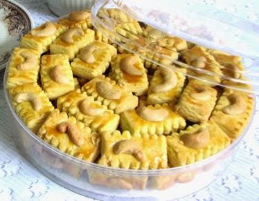 Resep Kue Kering Kacang Tanah Spesial Gurih