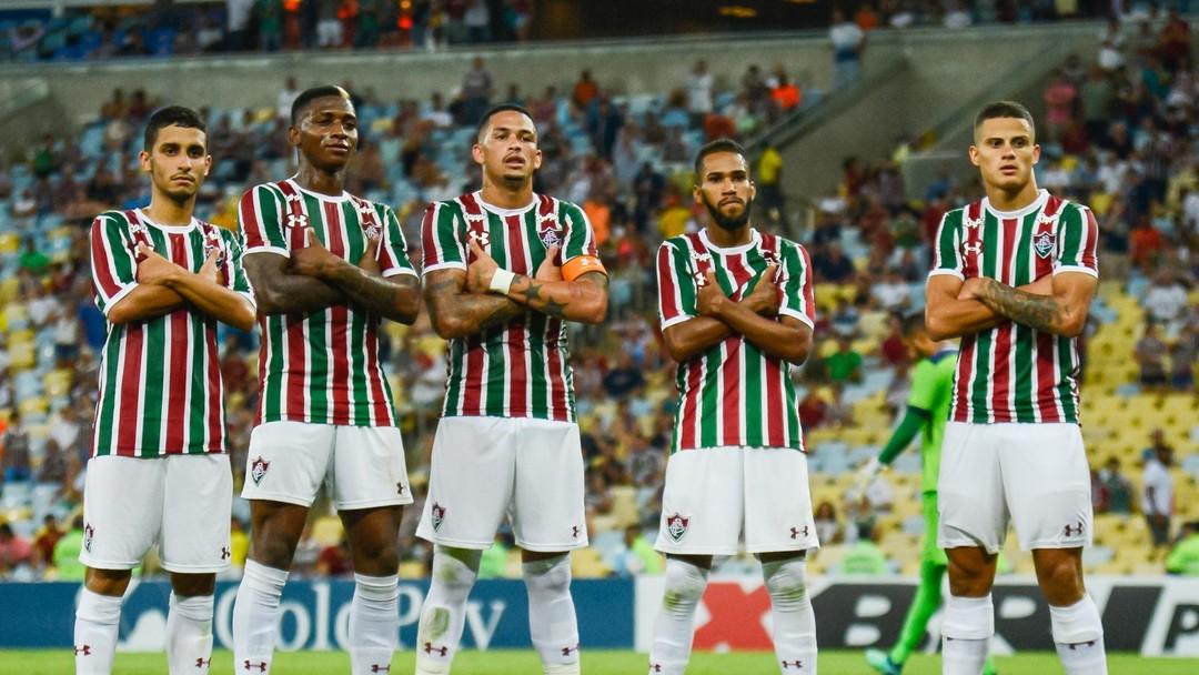 2396598c9b Notas dos destaques do Fluminense na vitória sobre o Madureira