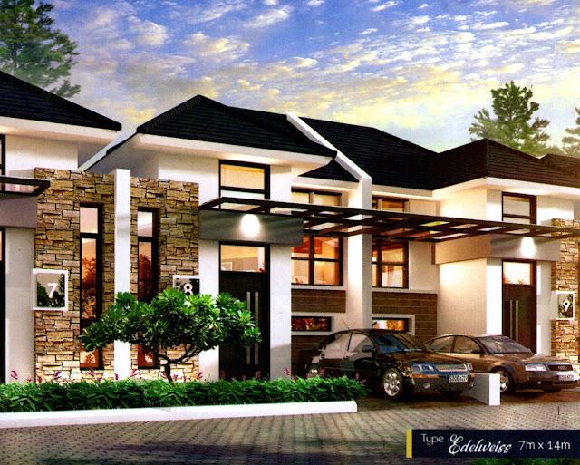 Perumahan The Flamboyan Suite Medan Dengan Konsep Minimalis Tropis Di Simpang Pemda Setiabudi Ring Road Medan