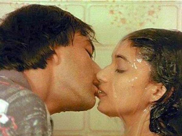 Urmila Matondkar Kissing Scene