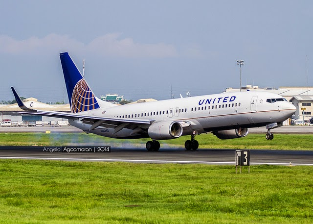 Philippine Flight Network: United Airlines Seeks Expansion