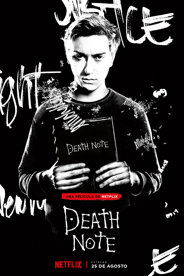Netflix-revela-póster-personaje-Light-Death-Note