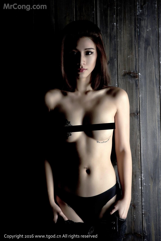 TGOD 2016-02-19: Model Xiao Tang (Lee小棠) (66P)