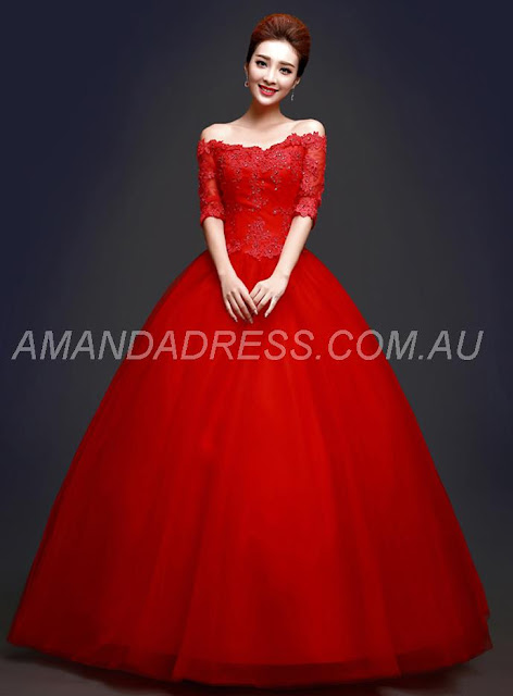 "<a href=""http://www.amandadress.com.au/product/12665661.html""><img alt=""Lace-up Fall Natural Off-the-Shoulder Half Sleeves Beading Appliques Garden/Outdoor Wedding Dress"" src=""http://s.amandadress.com.au/images/product/12/12665/12665661_1.jpg"" title=""Lace-up Fall Natural Off-the-Shoulder Half Sleeves Beading Appliques Garden/Outdoor Wedding Dress"" /></a>"