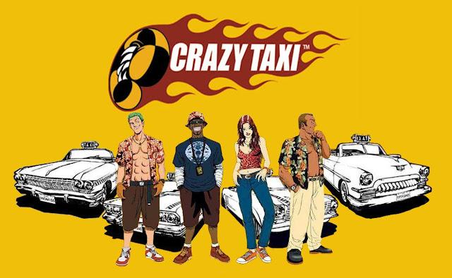 تحميل لعبة كريزي تاكسي (التاكسي المجنون) 2017 للكمبيوتر - Download Crazy Taxi